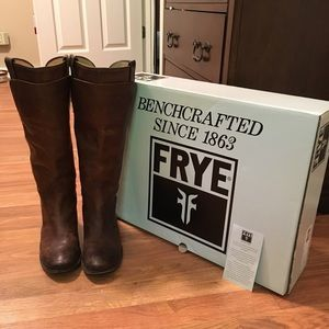 Paige Tall Riding Frye Boots